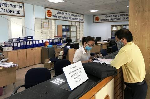 Tiếp nhận hồ sơ thuế của doanh nghiệp tại Cục Thuế Đồng Nai